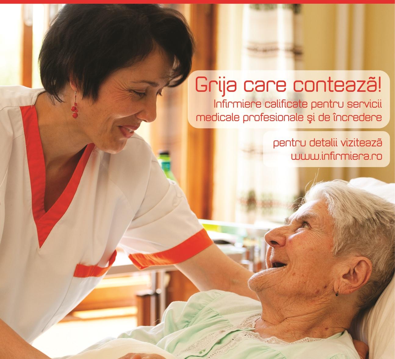 Calificarea femeilor in meseria de infirmier o sansa pentru servicii medicale si sociale de calitate