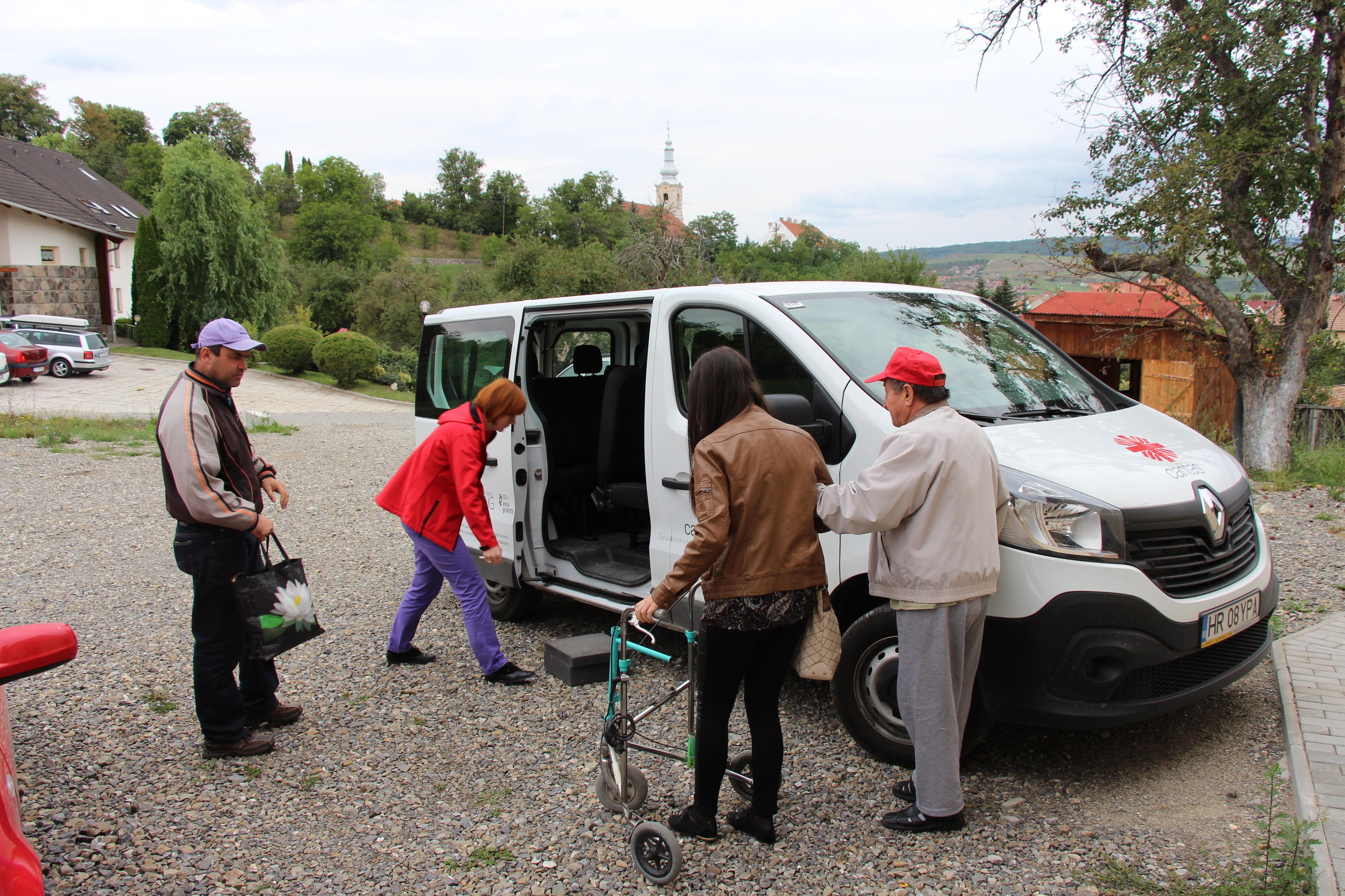 Dezvoltam retele interregionale pentru acces crescut la servicii sociale in Romania